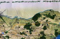 Охота и рыбалка в Болгарии, карта охотничьих хозяйств