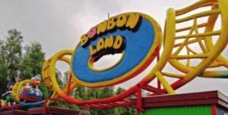Бон-Бон Ленд (BonBon Land) в Дании – парк аттракционов со странным чувством юмора