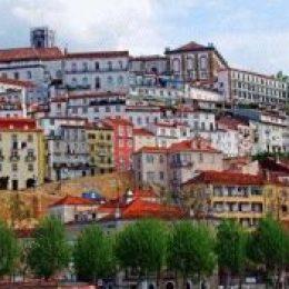 Коимбра – достопримечательности города, парк Португалия в миниатюре