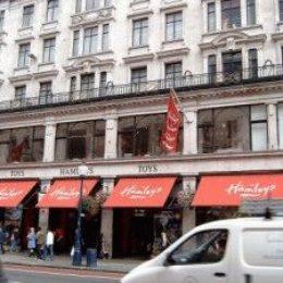 Детские магазины в Лондоне, магазины игрушек