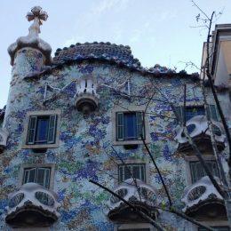 Дом Бальо (Casa Batllo) – шедевр Гауди, фото