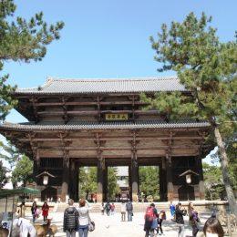 Нара, Япония – фото храмов древней столицы, маршрут по городу