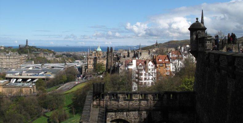 Достопримечательности Эдинбурга – что посмотреть с детьми, день первый