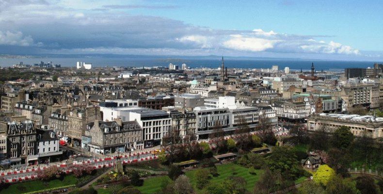 Эдинбург – фото города