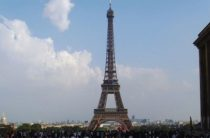 Эйфелева башня — когда лучше посетить с ребенком