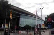Стадион Камп Ноу (Camp Nou) в Барселоне и Музей Барсы