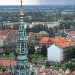 Едем с детьми в Гданьск – сказочный город Польши
