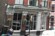 Где поесть в Лондоне с детьми