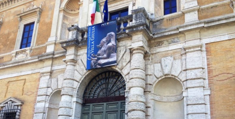 Этруски – кто они? Музей этрусков в Риме, вилла Джулия