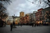 Испания в декабре – погода, Рождество и новогодний автобус