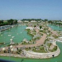 Парк Италия в миниатюре (Italia in Miniatura) около Римини