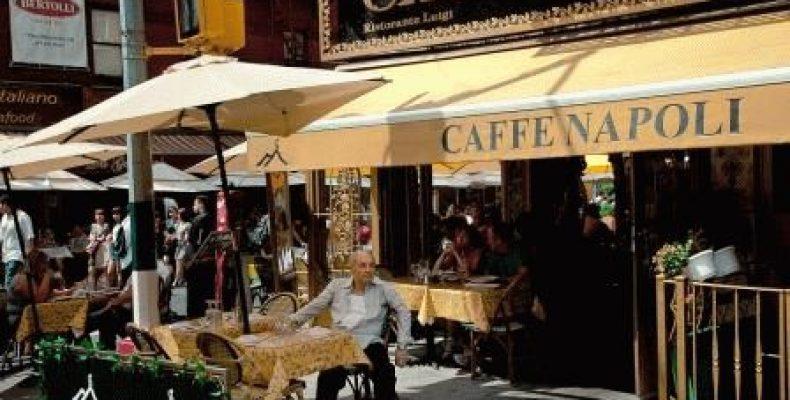 Кухня и шопинг в Неаполе – ароматы пиццы, кофе и старой сказки