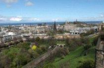 Как добраться до Эдинбурга на поезде, самолете, автобусе