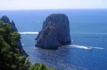 Остров Капри (Италия), Анакапри. Достопримечательности. Кухня. Шоппинг