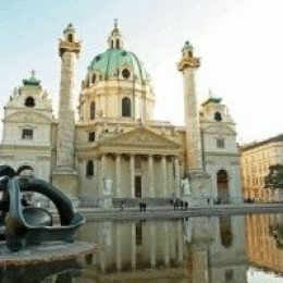 Собор Карлскирхе в Вене (Karlskirche)