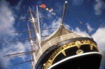 Клиппер Катти Сарк («Cutty Sark»): корабль – гордость Британии