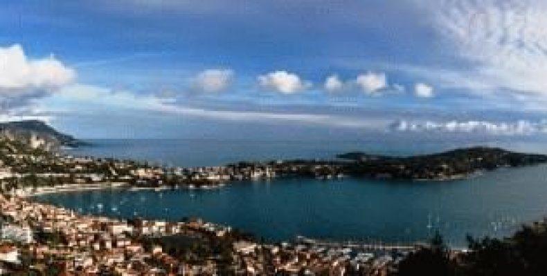Лазурный берег, Франция – отдых, карта, как добраться