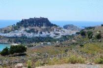 Линдос (Родос, Греция) – достопримечательности, отзыв о посещении