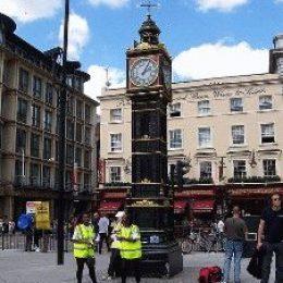 Маленький Бен (Little Ben) и другие необычные часы Лондона
