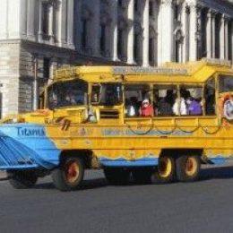 London Duck – Лондонский утенок, необычная экскурсия по Лондону