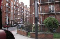 Лондон – фото домов на улицах Лондона