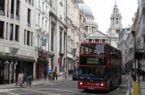 Улицы Лондона — фото