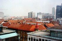 Любляна — достопримечательности столицы Словении, карта Любляны