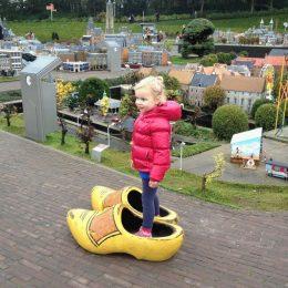Мадуродам – парк миниатюр в Гааге, фото