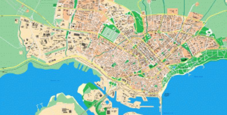 Варна, Болгария – карта, отдых с детьми, достопримечательности