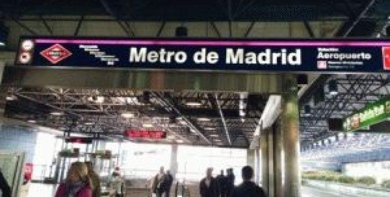 Вокзалы и транспорт Мадрида: метро и электрички. Билеты и проездные