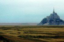 Замок Мон Сен Мишель (Нормандия, Франция) – гора Архангела Михаила