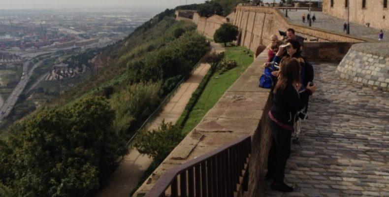 Гора Монтжуик в Барселоне: маршрут и достопримечательности