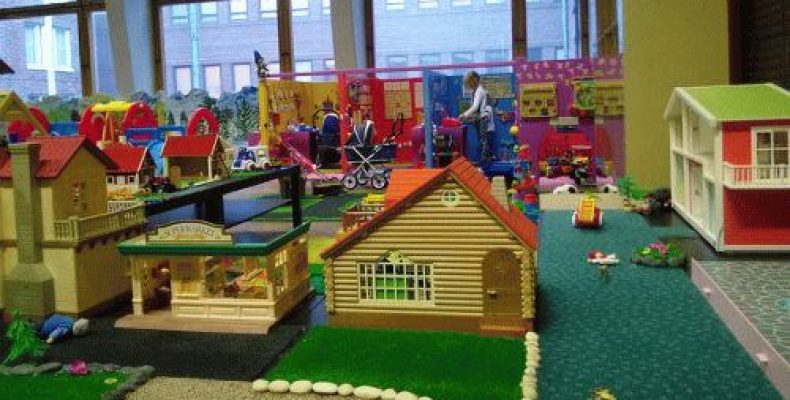 Игровой парк Муруландия в Хельсинки – настоящий Детский Мир