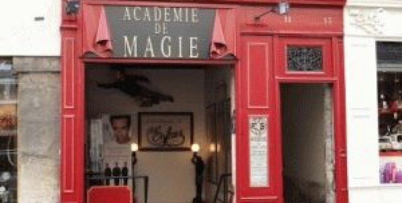Музей Магии в Париже – музей чудес и фокусов