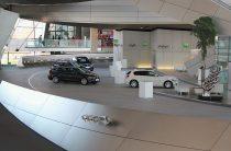 Музей БМВ в Мюнхене — фото и впечатления