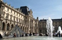 Лувр, музей в Париже (Musee du Louvre, Paris) – идем с детьми