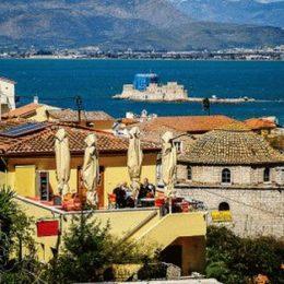 Достопримечательности Нафплиона, Греция. Экскурсии и крепости