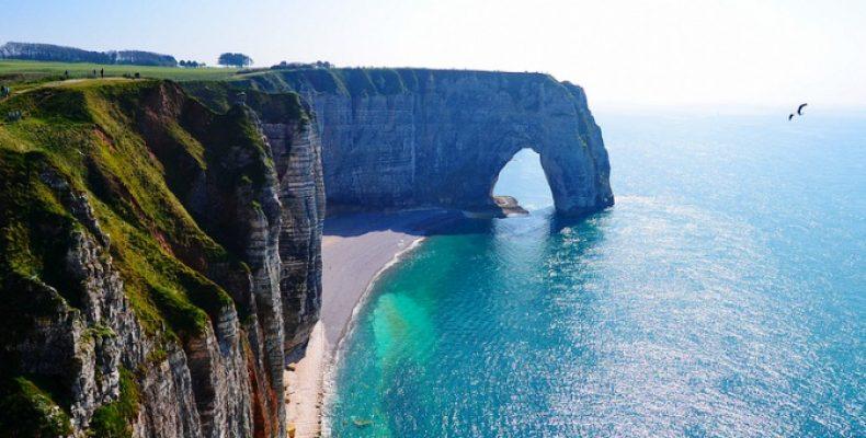 Нормандия — отдых с детьми на севере Франции