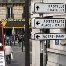 Округа Парижа и достопримечательности в них