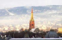 Осло, Норвегия – как добраться, транспорт города, туристическая карта