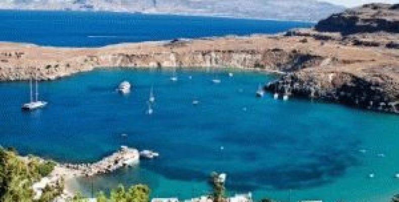 Остров Родос – отдых с детьми. Пляжи, карта, достопримечательности