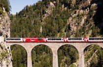Панорамные поезда Швейцарии и маршруты – все красоты из окна