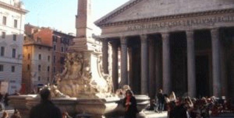 Пантеон в Риме – римский храм всех богов