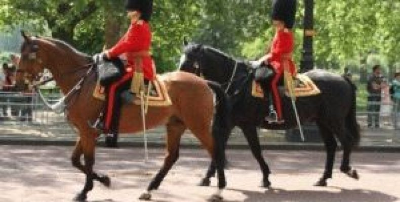 Лондон в июне – церемонии, шоу, спортивные мероприятия.