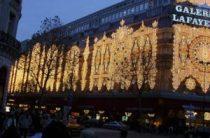 Париж в декабре – погода, выставки, Новый год