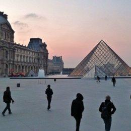 Париж в феврале – погода, карнавал и шоколад