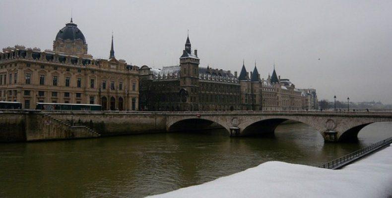 Париж в январе – погода, парады, распродажи