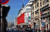 Париж в марте – погода, мероприятия, каникулы