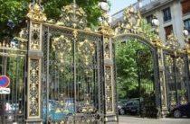 Парк Монсо в Париже – место для романтиков