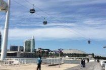 Парк Наций, Лиссабон – самая современная Португалия